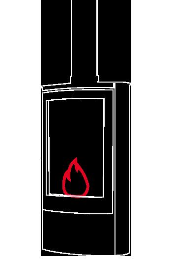 dessin design de poele à Nice