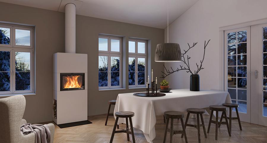 poêles à bois stockholm smartphone flam