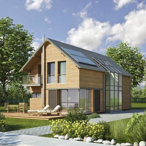 Maison écologique Normes RT 2012