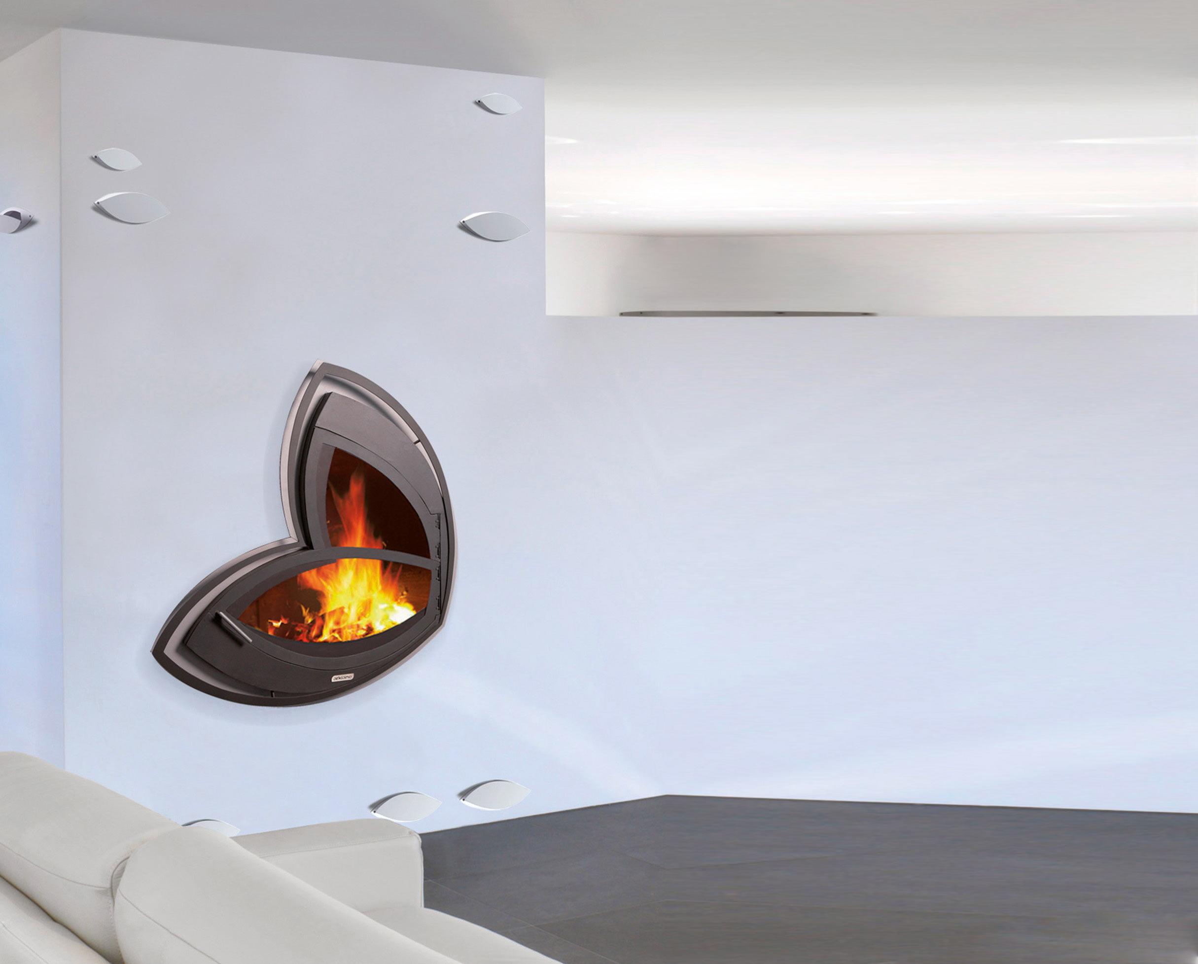 Flam nice cheminées originales Traforart